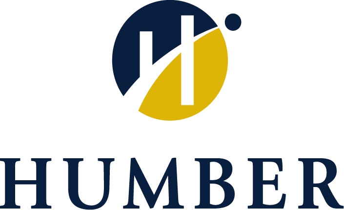 Humber_Logo_Blue_and_Gold_Centered